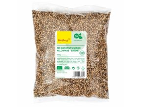 6568 konopne seminko neloupane wolfberry bio 500 g