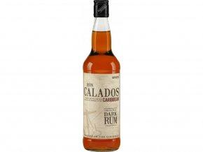 Ron Calados caribbean dark rum 0,7l