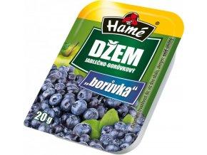 Džem Jablečno-Borůvkový 20g Hamé