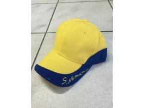 Kšiltovka Metaxa Unisex žlutá  doprodej