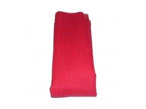 Protiskluzová podložka červená 90x300 cm