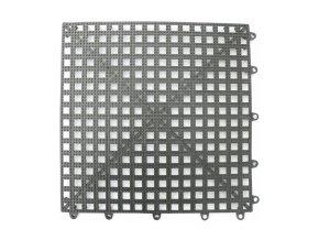 Pultová podložka černá 30x30 cm