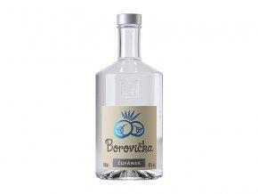 Borovička 45% 0,5 l Žufánek