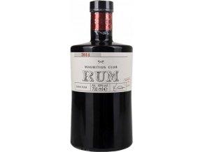 Mauritius Club dark rum 40% 0,7 l