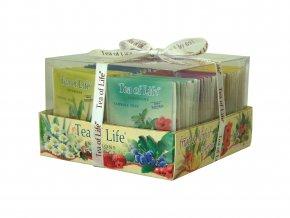 Čaj Tea of LifeFruit & Herbal Collection Kolekce ovocných a bylinných čajů s aroma 48 ks