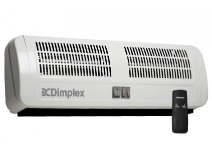 dimplex ac3rn over door heater angled view