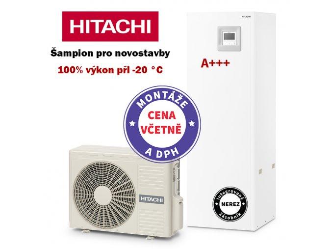HITACHI yUTAKI S COMBI 4 7,5 kW