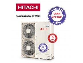 HITACHI monoblok 11 16 kW