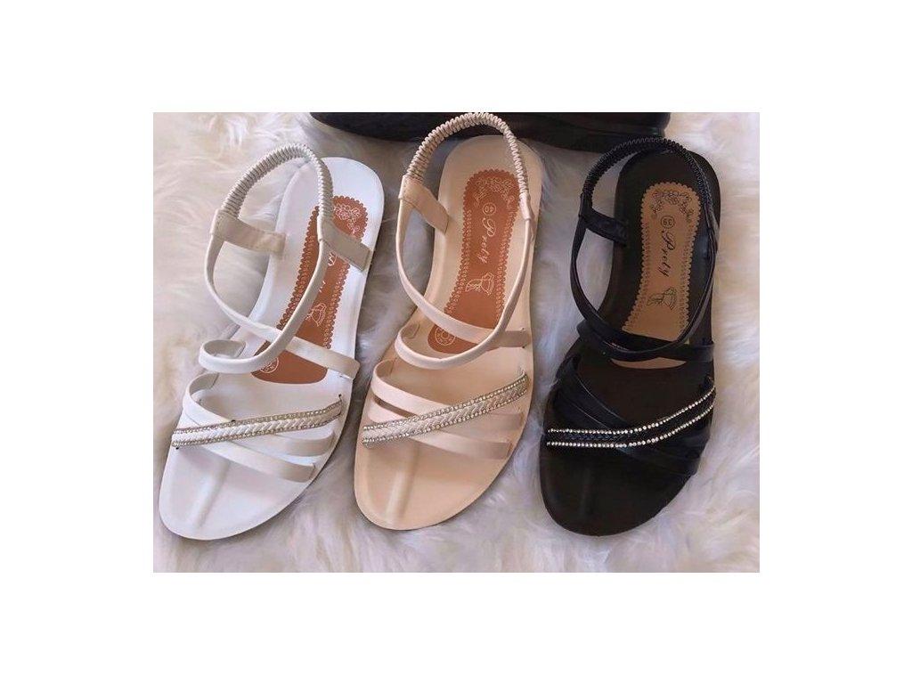 "Sandálky ""Lenka"""