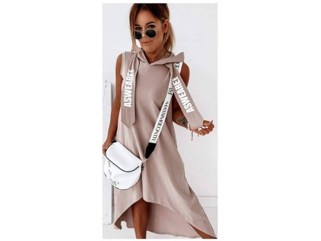 Šaty Awesome