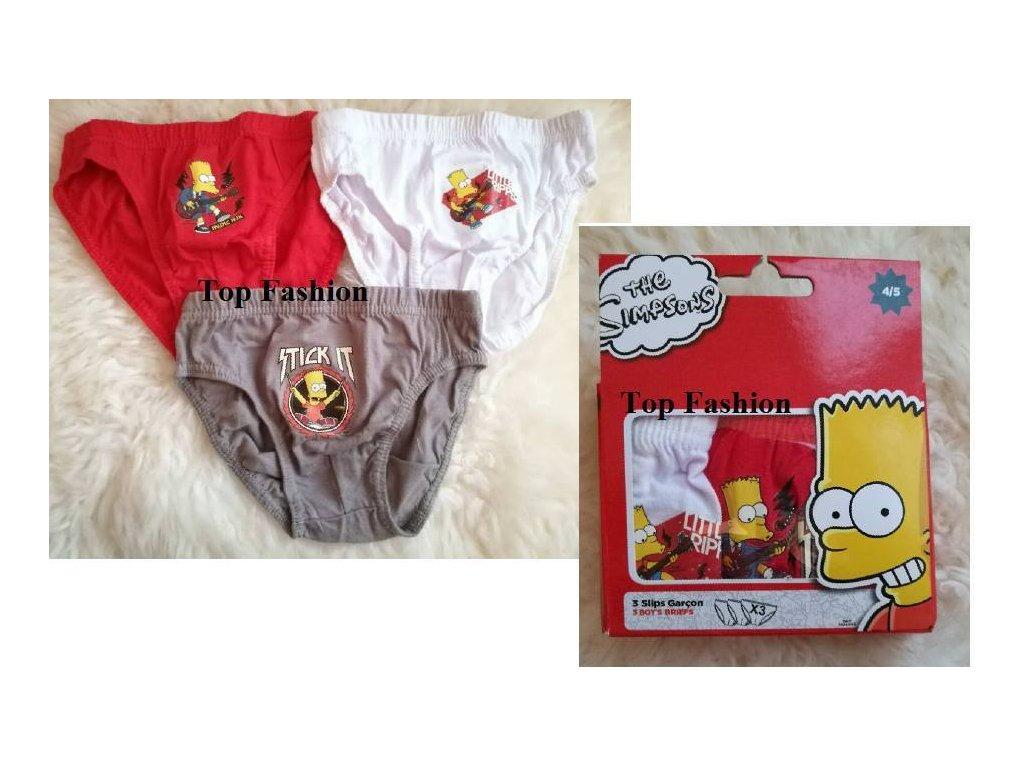 Slipy Bart Simpson