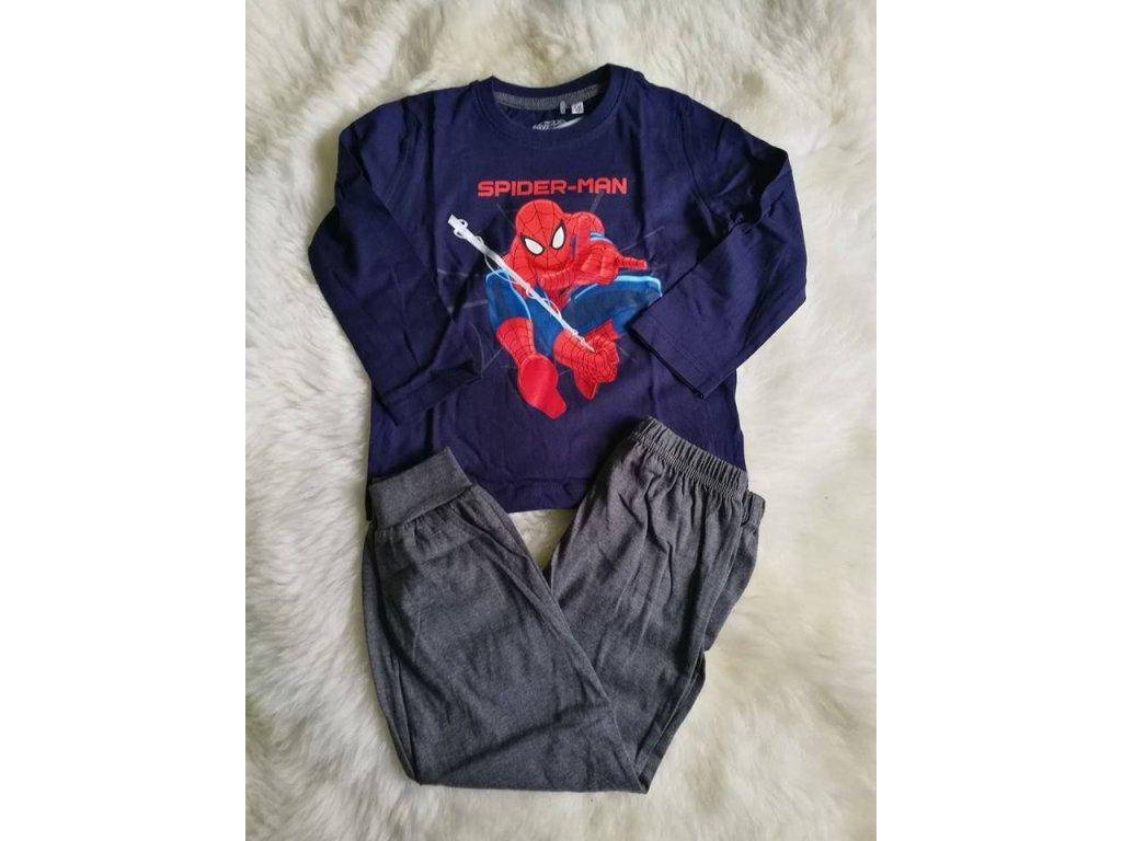 Pyžamko Spiderman