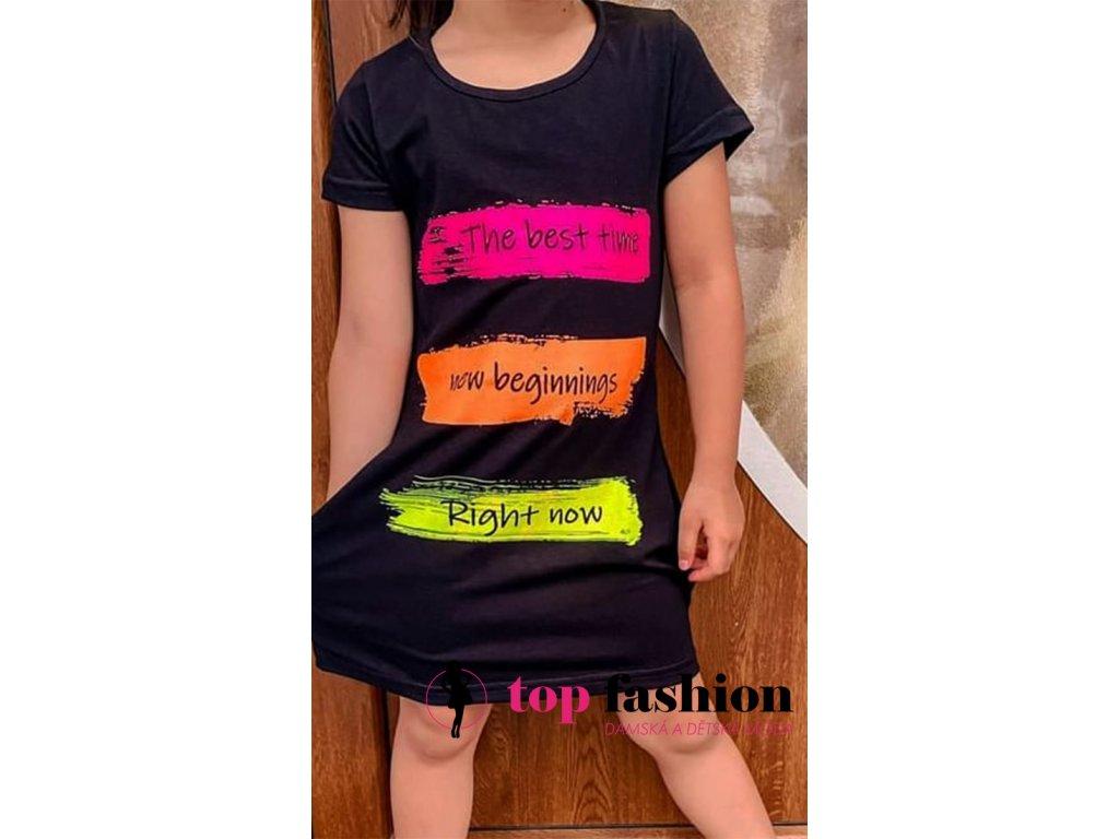 Dětské šaty Nina