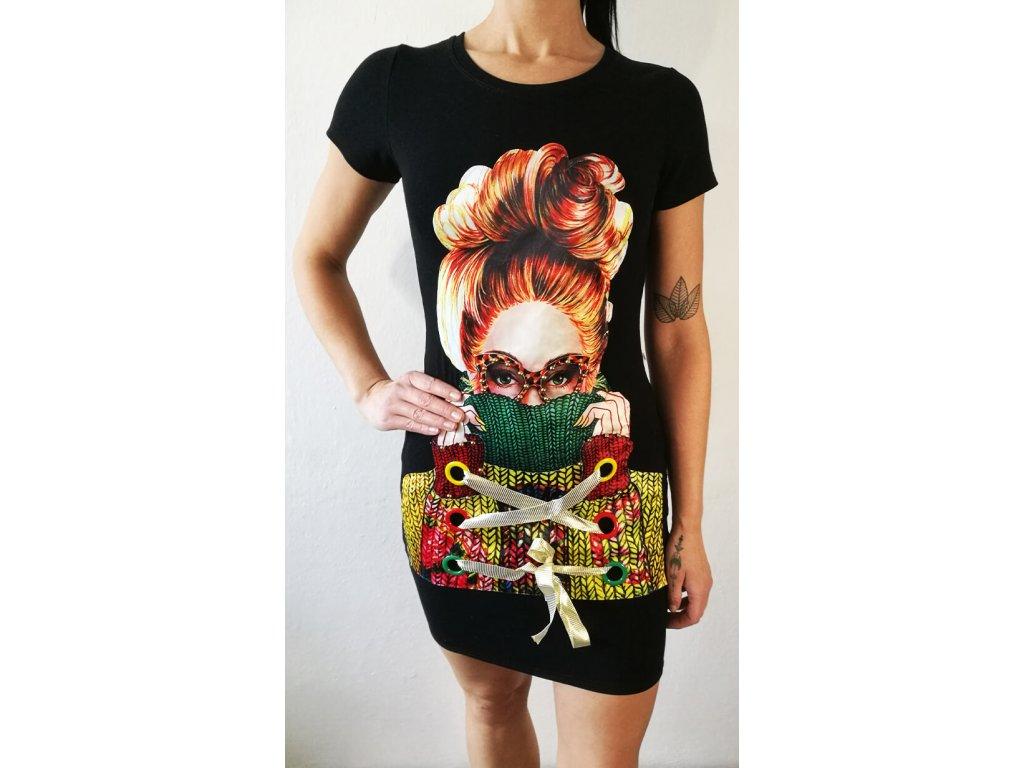 šaty dáma