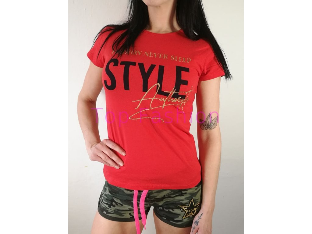 "Tričko ""Style"""