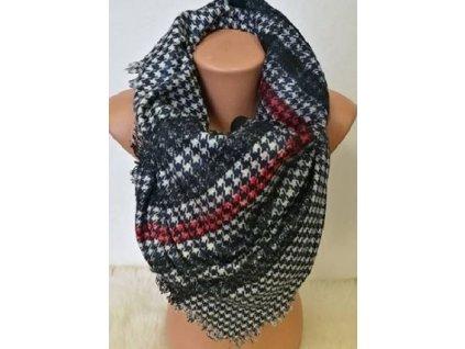 šátek malé kostky
