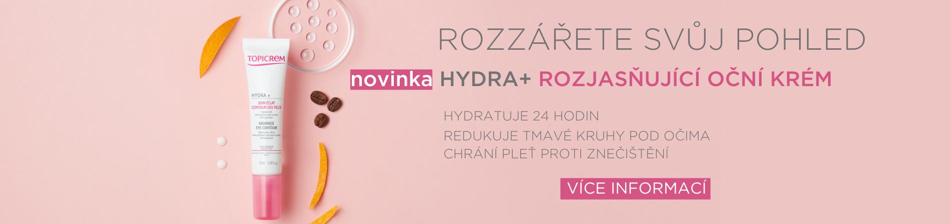 Hydra+ Rozjasňující oční krém