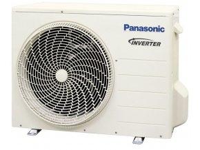 Panasonic stříbrný KIT-XE12QKEW Etherea, Panasonic bílý KIT-E12QKEW Etherea, spolehlivé, tiché, luxusní a účinné tepelné čerpadlo a klimatizace
