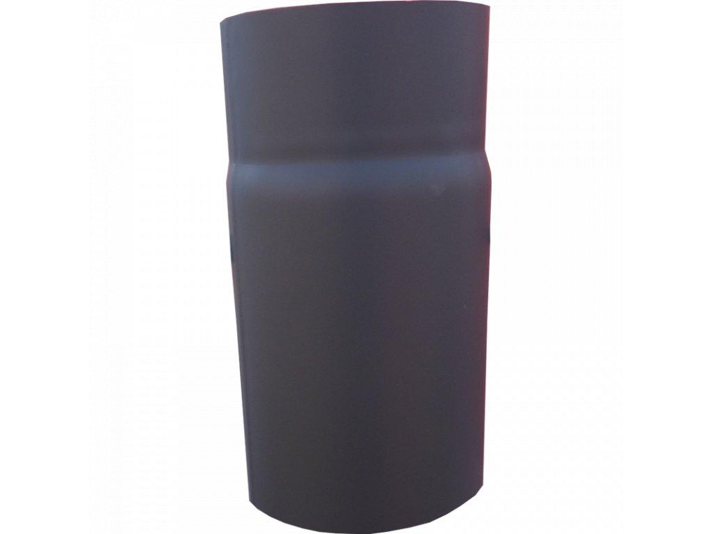 Roura, dl.250mm, prům.200, ČERNÁ
