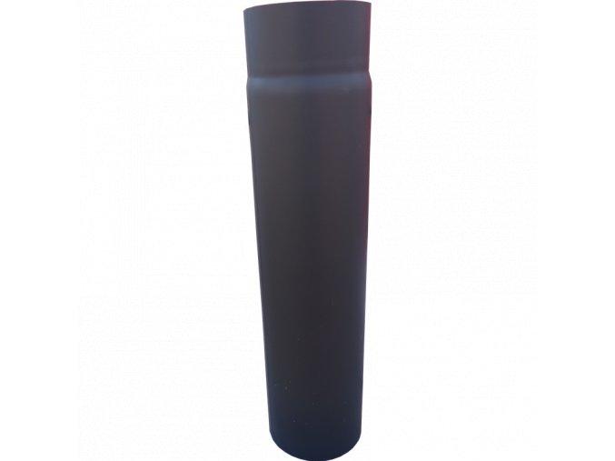 Roura, dl.500mm, prům.180, ČERNÁ