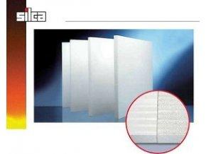Izolační desky Silca na stavbu krbu - 100cm*65cm*4cm - Skladem