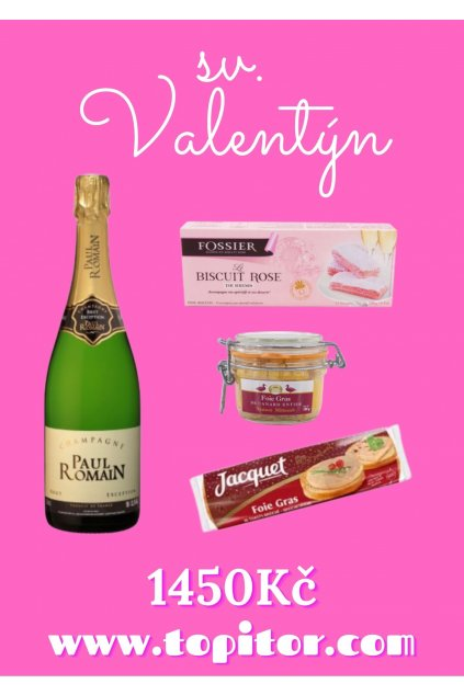 Pink Valentine's Day Sale Flyer