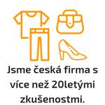 Jsme česká firma.