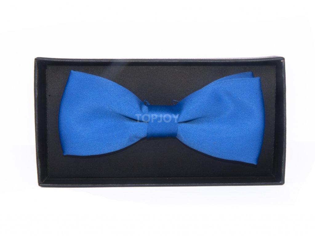 Společenský motýlek MTL-5 královsky modrý