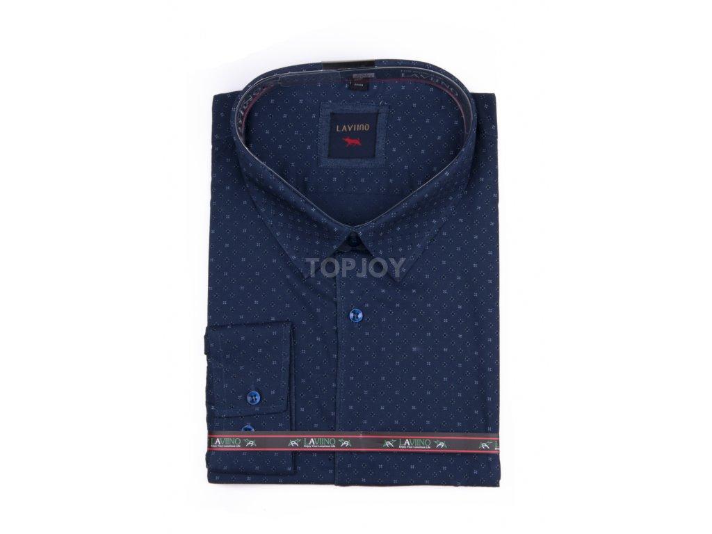pánská košile dlouhý rukáv TS275 3 (1)