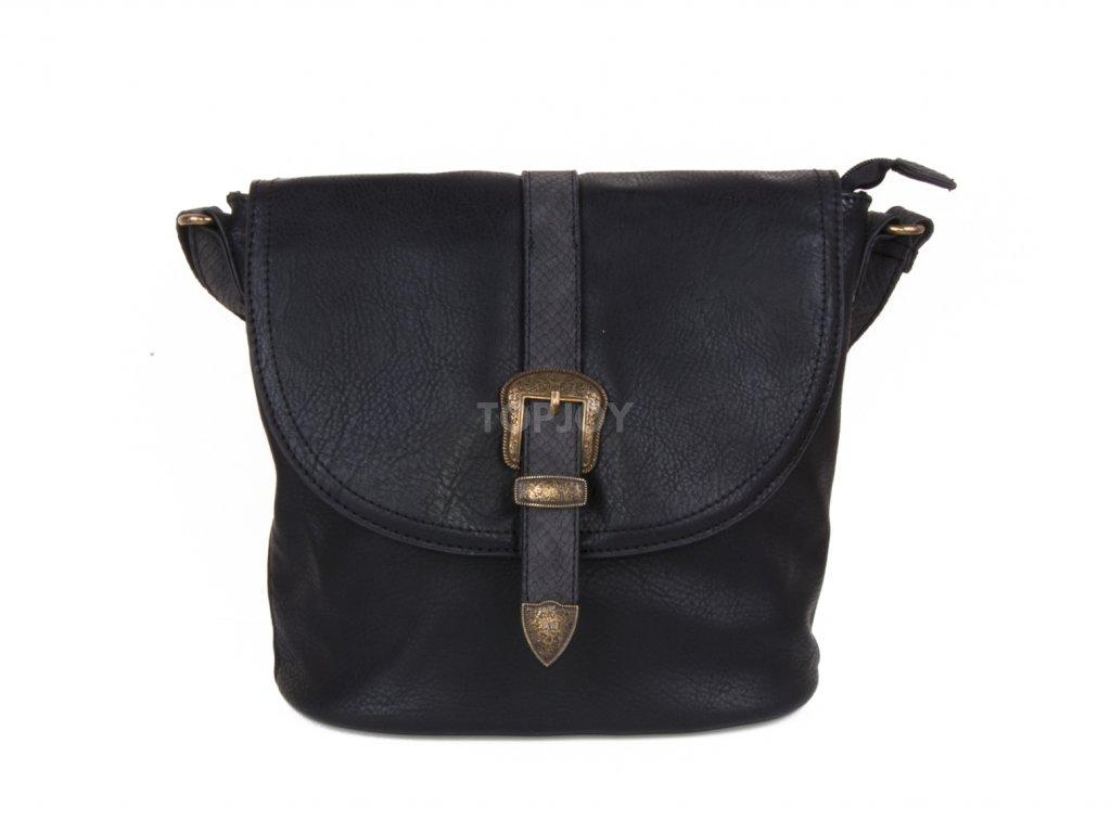 dámská boho koženková kabelka přes rameno 5092 (1)