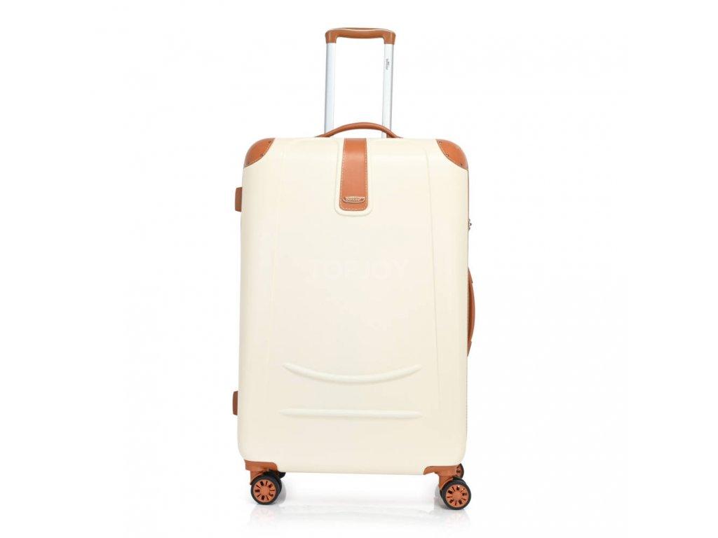Bontour Elegance Bőrönd Fehér (3)