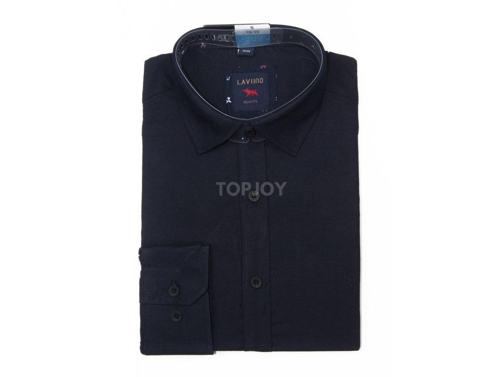 pánská lněná košile s dlouhým rukávem TS92 (5)