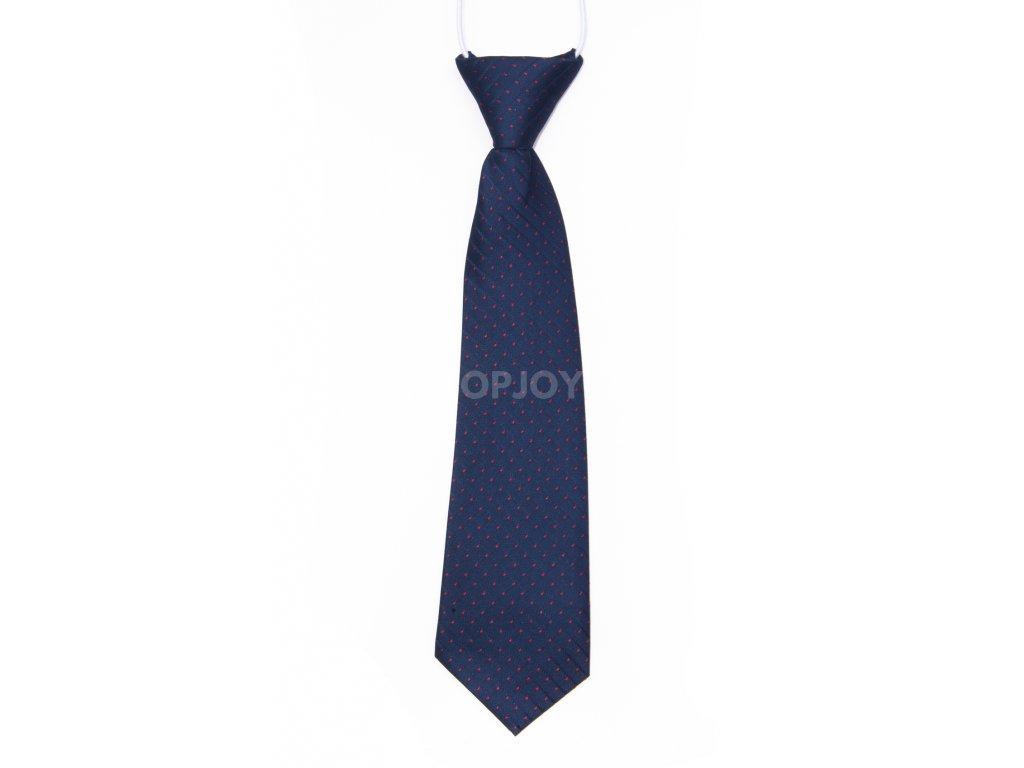 dětská kravata se vzorem na gumičku (3)