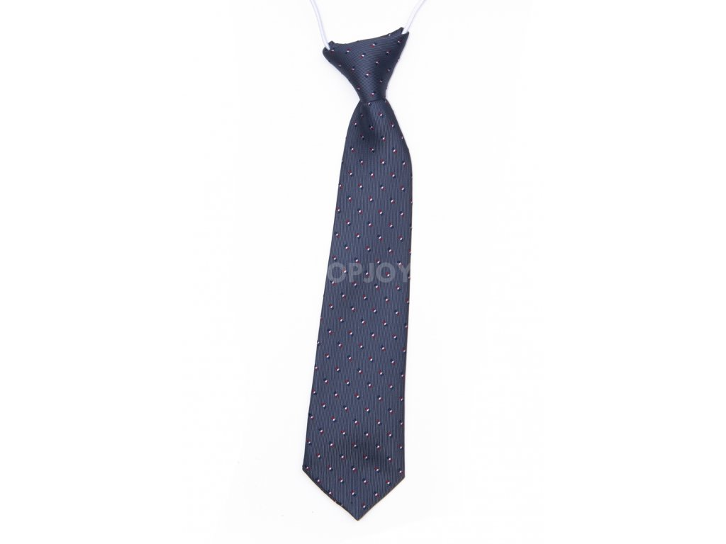 dětská kravata se vzorem na gumičku (4)