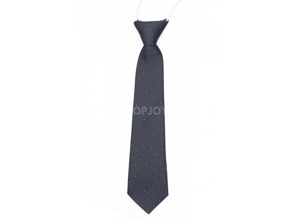 dětská kravata se vzorem na gumičku (5)