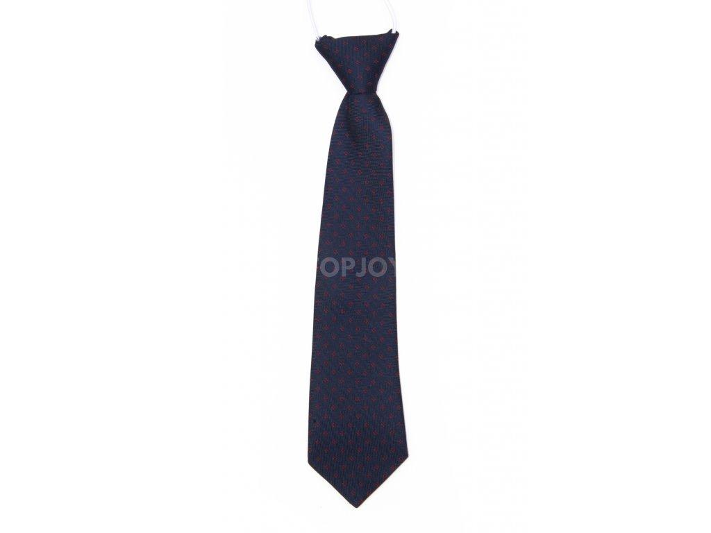 dětská kravata se vzorem na gumičku (6)