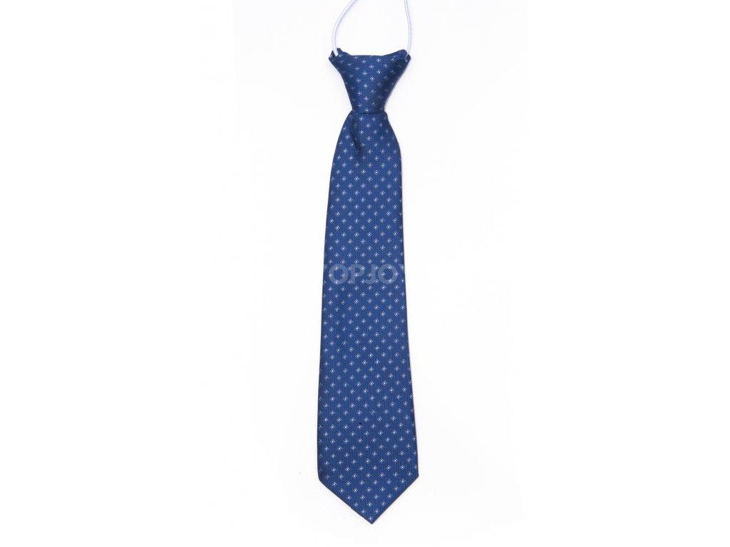 dětská kravata se vzorem na gumičku (7)