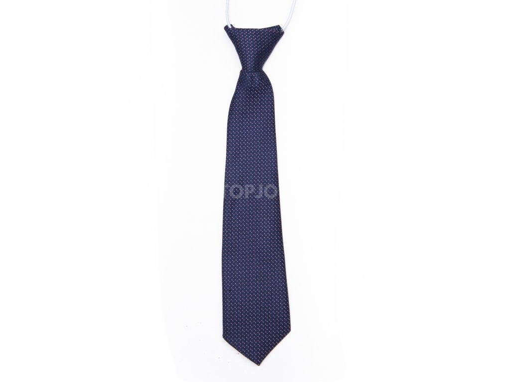 dětská kravata se vzorem na gumičku (8)