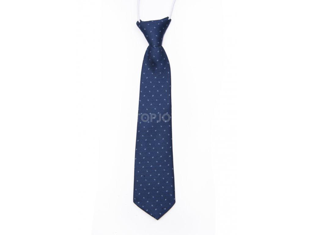 dětská kravata se vzorem na gumičku (9)