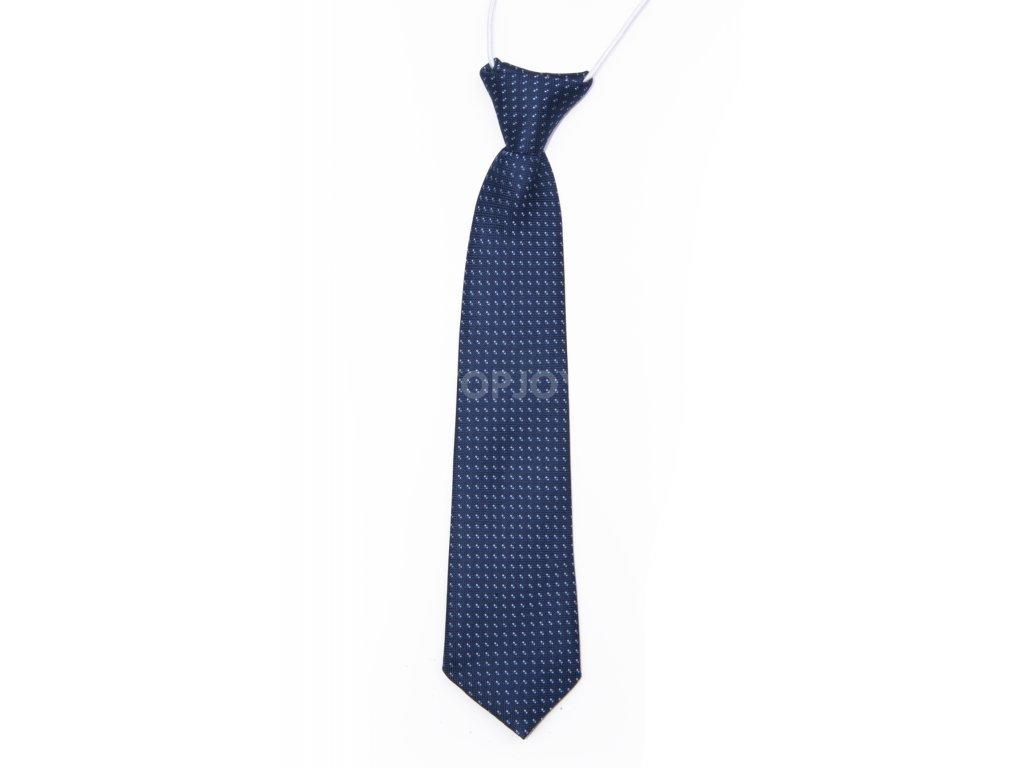 dětská kravata se vzorem na gumičku (11)