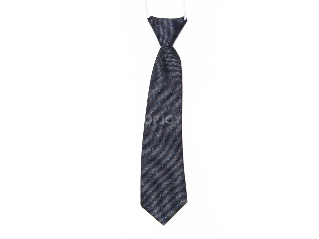 dětská kravata se vzorem na gumičku (12)