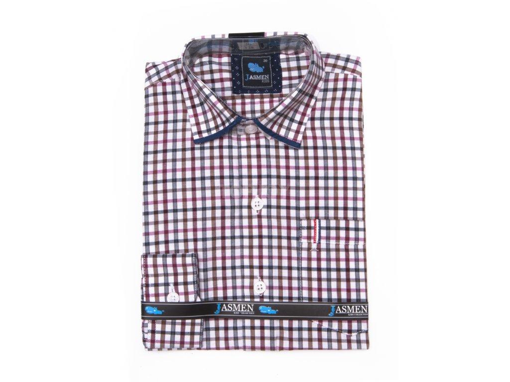 dětská kostkovaná košile ed15 (7)