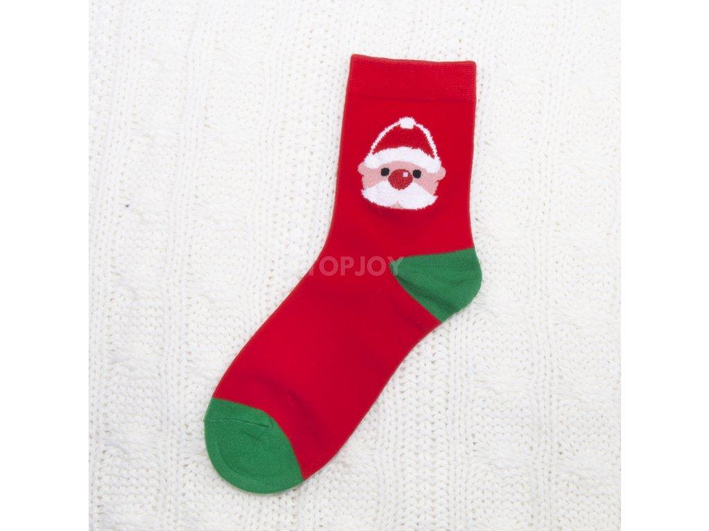 dámské vánoční ponožky sn6682 (1)