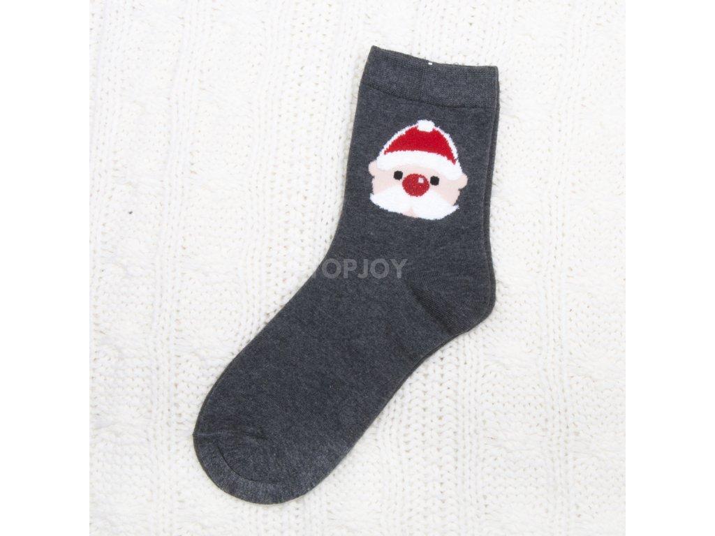 dámské vánoční ponožky sn6682 (3)
