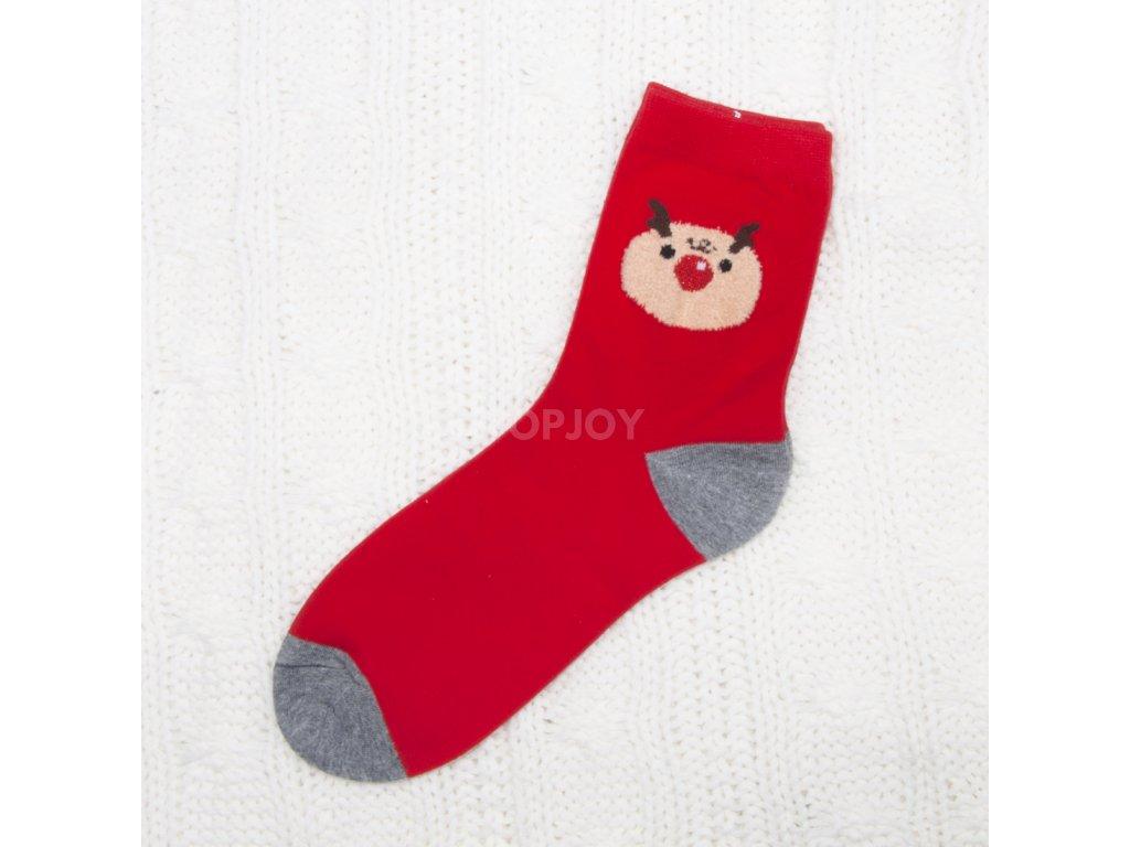 dámské vánoční ponožky sn6682 (5)