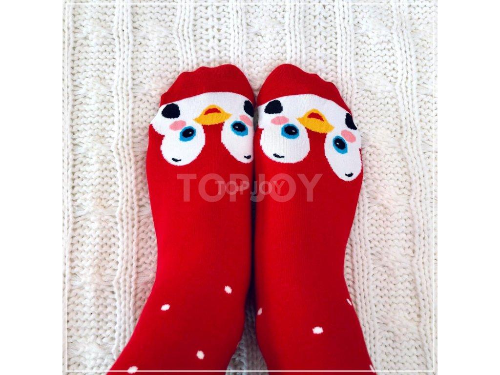 vánoční ponožky topjoy (3)