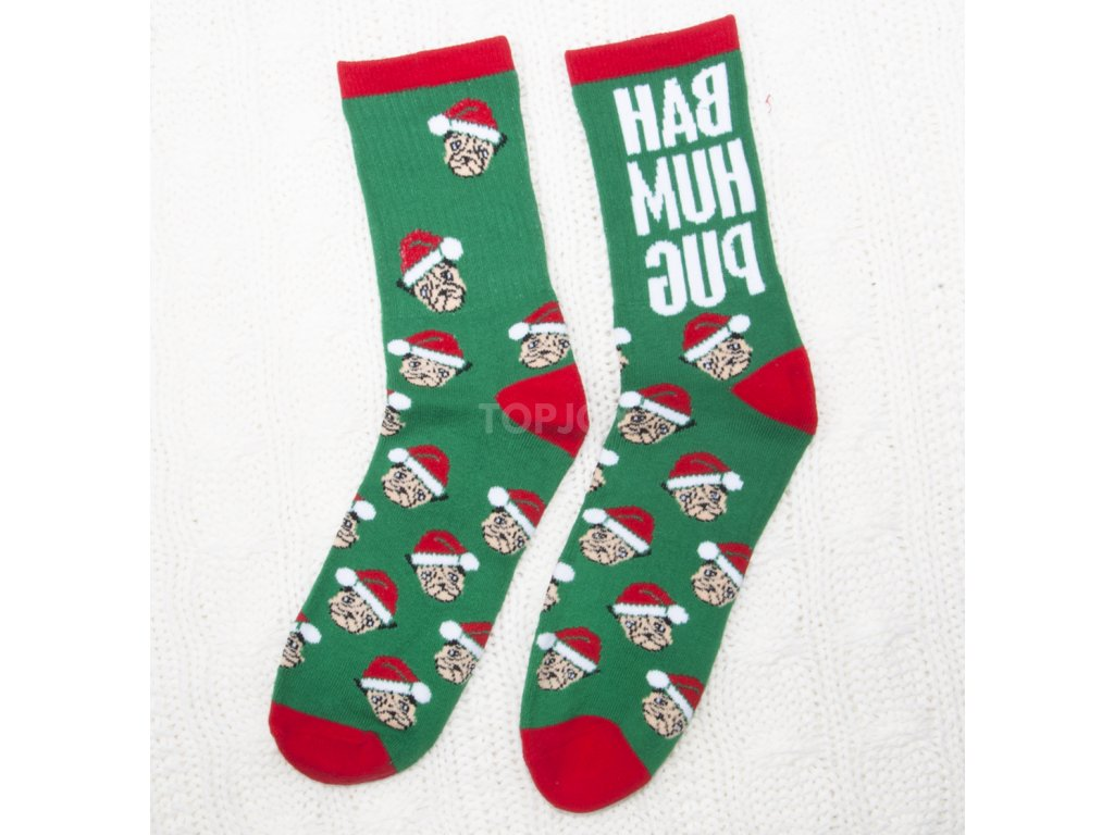 pánské vánoční termo ponožky fsv6730 (5)