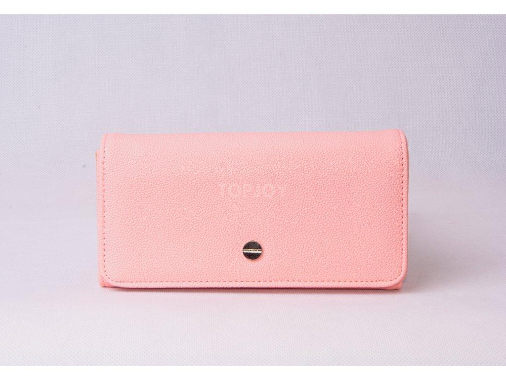 Dámská peněženka FLO9399 růžová