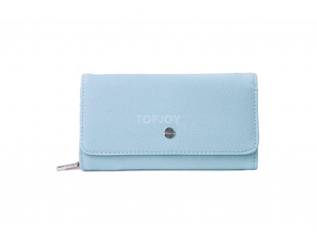 Dámská peněženka FLO9399 modrá