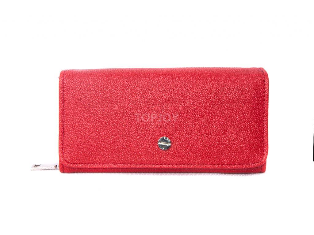 Dámská peněženka FLO9399 červená